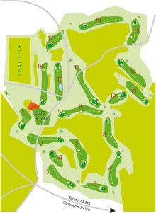 Le golf de Besançon
