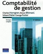 Comptabilité de gestion - 3e édition 2006