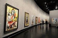 Picasso et les Maîtres s'installent au Grand Palais