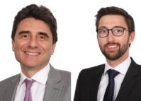 Antoine Colonna d'Istria et Mathieu Jung