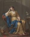 La Volupté du goût - La Peinture française au temps de Madame de Pompadour