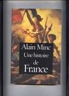 Une histoire de France - Alain MINC