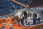 Vendée Globe - Jean Le Cam à bord de PRB !