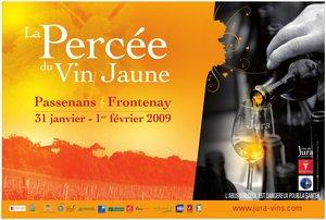 13ème percée du vin jaune