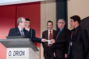 IAE de Rennes : deux étudiants vainqueurs du Prix du Meilleur Mémoire de Trésorerie de l'AFTE
