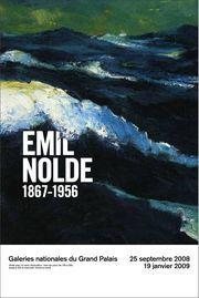 Exposition Emil Nolde au musée Fabre de Montpellier