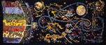 Conquête de l'espace - Jean Lurçat