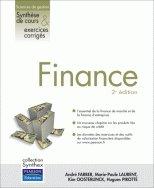 Finance - 2e édition 2008 - André Farber, Marie-Paule Laurent, Kim Oosterlinck, Hugues Pirotte