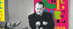 Exposition 50 ans de culture - Cinquantenaire du ministère de la Culture et de la Communication