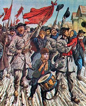 La France en grève vue par un Suisse