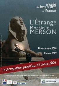 Exposition - L'étrange Monsieur Merson