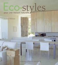 Eco-styles pour une maison naturelle