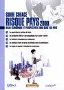 Guide Coface - Risque pays - 2009