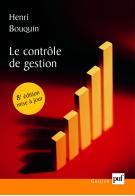 Le contrôle de gestion par Henri Bouquin
