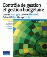 Contrôle de gestion et gestion budgétaire - 4e édition 2009