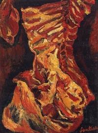 Une toile mythique de Soutine rendue à un collectionneur privé par un accord sans précédent