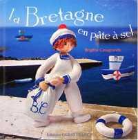 La Bretagne en pâte à sel