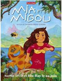 """Annecy 2009 - """"Mia et le Migou"""" sortie en DVD et Blu-Ray le 24 juin."""