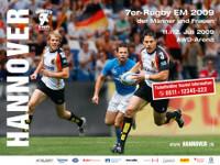 Championnat d'Europe de Rugby à Hanovre