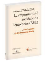 La responsabilité sociétale de l'entreprise