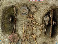 Archéologie : des Celtes enterrés avec leur char