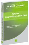 Réforme des procédures collectives