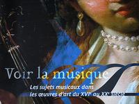 """EXPOSITION événement: """"Voir la musique"""", jusqu'en mai 2010"""
