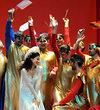 Tourcoing, Paris: Tancredi flamboyant et onirique