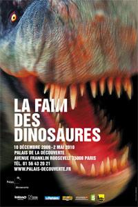 La faim des dinosaures