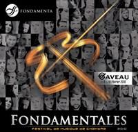 Musique de chambre à Paris - Festival Fondamentales