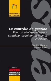 Le contrôle de gestion - 2e édition