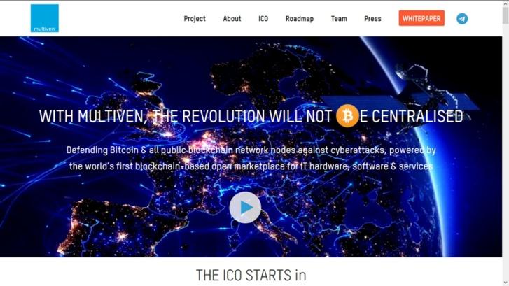 Multiven : une ICO pour créer la 1ère marketplace blockchain pour les produits et services informatiques, télécoms et réseaux