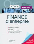 Finance d'entreprise - DCG, épreuve 6