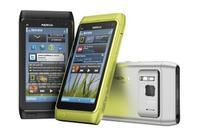 Le N8, smartphone de luxe de Nokia, futur concurrent de l'iPhone ?