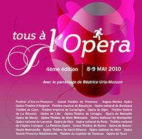 Tous à l'opéra 2010