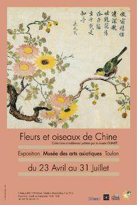 Fleurs et oiseaux de Chine Collections du Musée Guimet