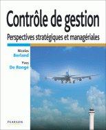 Contrôle de gestion - Perspectives stratégiques et managériales