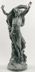 Jean-Baptiste Carpeaux, Susse Frères (fondeur)Génie de la Danse n° 1© RMN (Musée d'Orsay) / René-Gabriel Ojéda