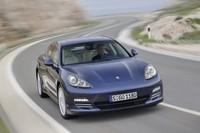 Porsche Panamera now even more efficient