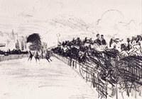 Édouard Manet (1832-1883) Les Courses, 1865-1878