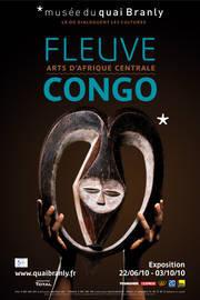 Fleuve Congo - Arts d'Afrique Centrale (Musée du quai Branly)