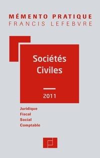 Mémento Sociétés civiles 2011