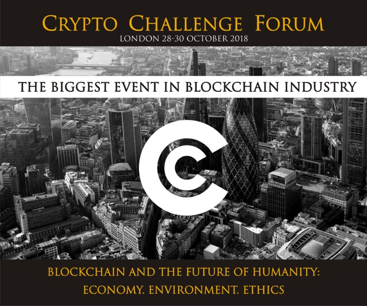 Crypto Challenge Forum connects global thought leaders, policy makers, investors and startups from across the world for a 3 day top content event