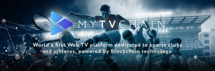 MyTVchain.com annonce l'ouverture de son ICO