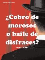 ESPANA - Recouvrement des débiteurs ou danse des déguisements ?