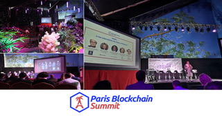 The first edition of Paris Blockchain Summit had concluded on 1 st February, 2019 in happiness and conviviality.