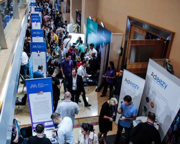 The Startup Village in collaboration with Malta Enterprise during the Malta AI & Blockchain Summit in November 2018 welcomed the 40 most disruptive startups within AI, Blockchain and IoT to exhibit for free.