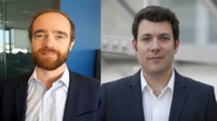 Dimitri Tsygalnitzky, VP de Kapten Business et Julien Million-Rousseau, Directeur Avant-ventes