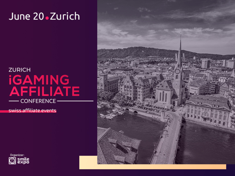 Want to know how to grow online gaming business? Attend first Zurich iGaming Affiliate Conference