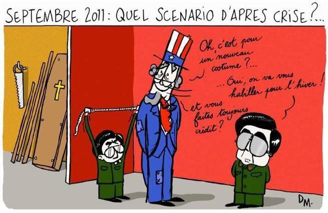 La Française AM : 1 mois = 1 dessin... (septembre 2011)